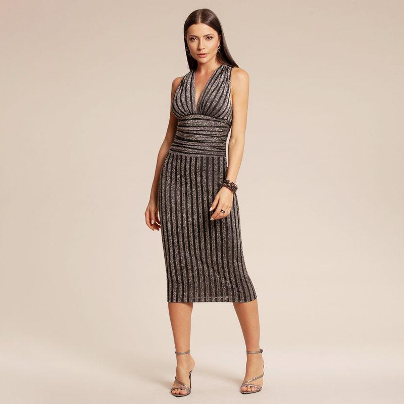 Vestido Lurex metallic striped 86212066-21_3_new