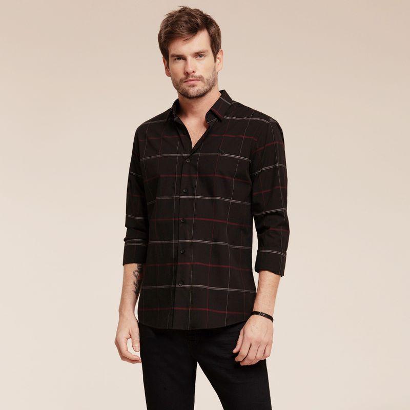 Camisa manga longa xadrez 1101062-1562_2