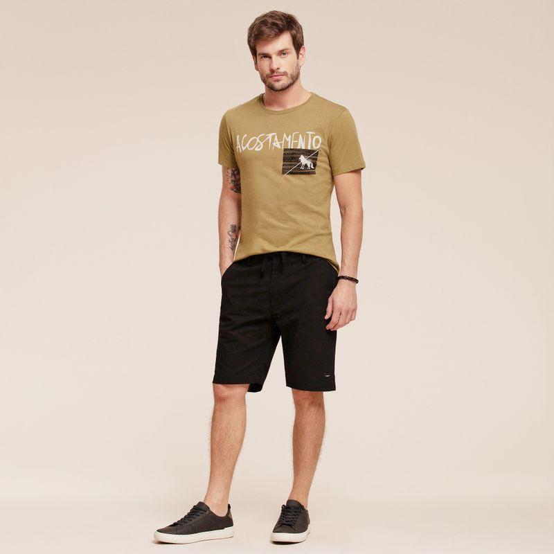 Camiseta manga curta estampa Lettering 87102061-1650_1