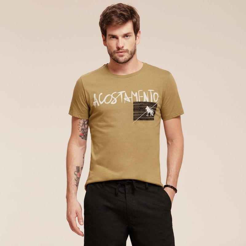 Camiseta manga curta estampa Lettering 87102061-1650_2