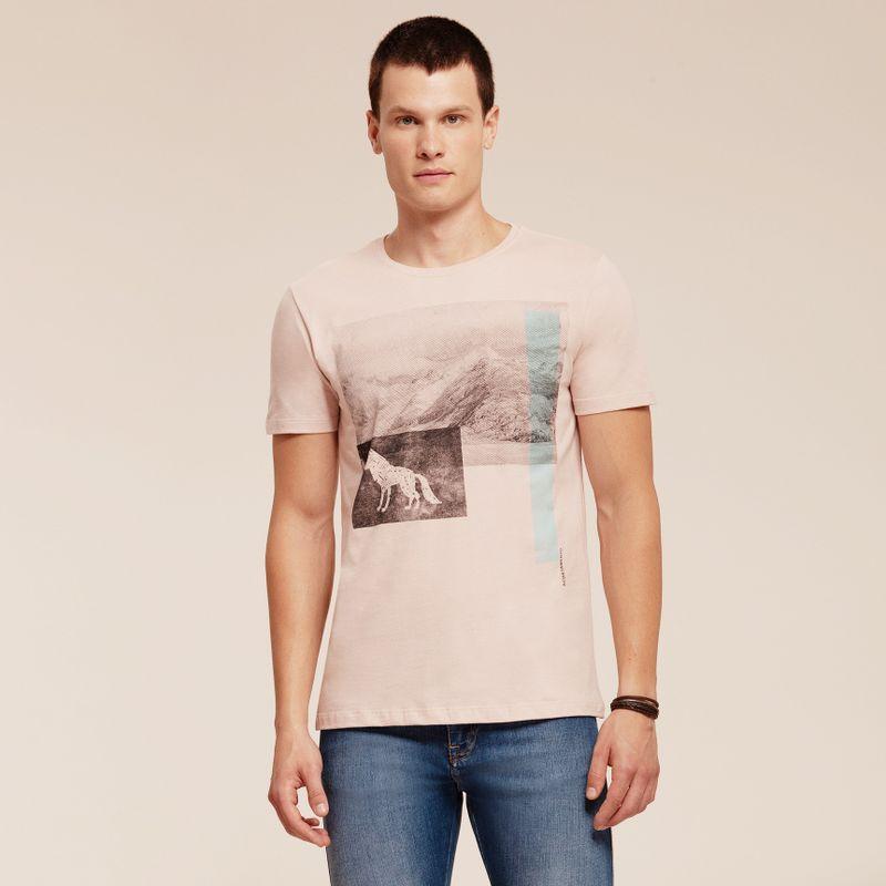 Camiseta manga curta estampada 87102054-1455_1