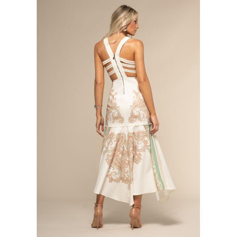 Vestido Barra Assimétrica Estampa Paisley Floral Aquarela 88212052--1869_3