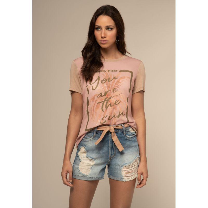 T-Shirt Viscose Mix Texturas 88224015--905_1