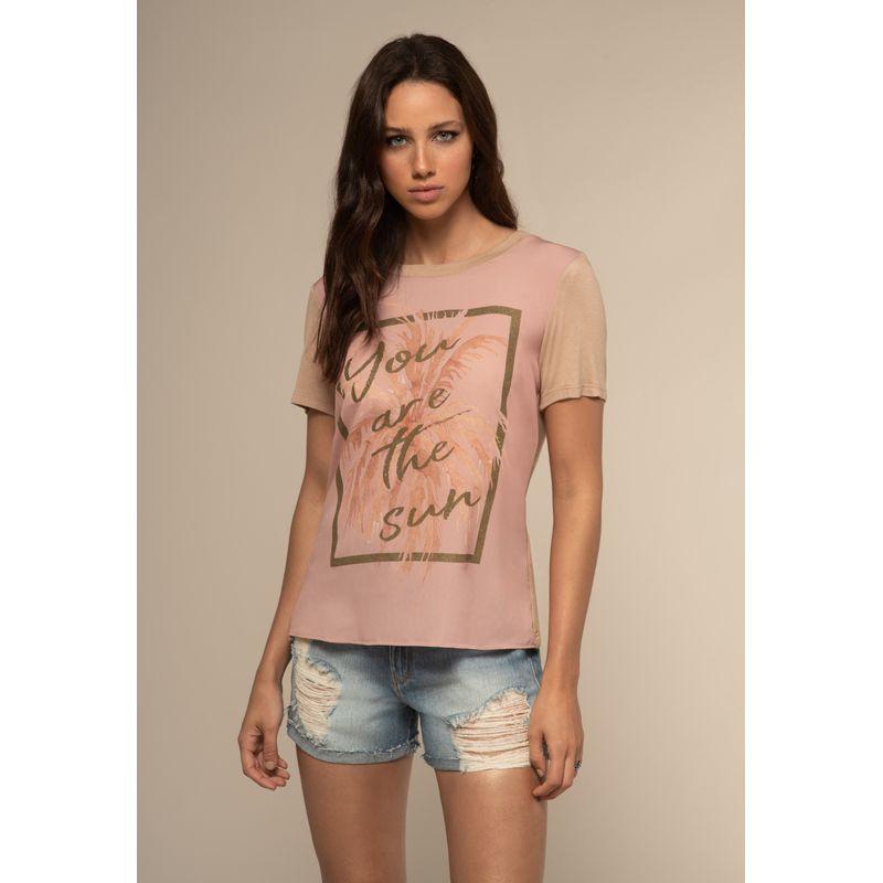 T-Shirt Viscose Mix Texturas 88224015--905_2