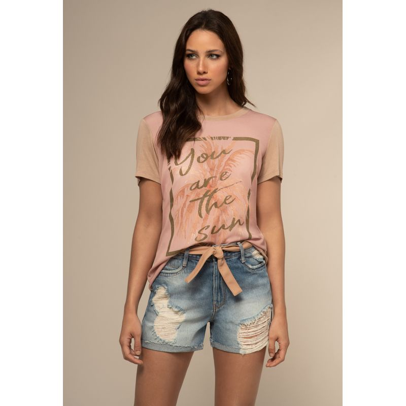 Short Jeans Destroyed Detalhe Barra 88224015--905_1