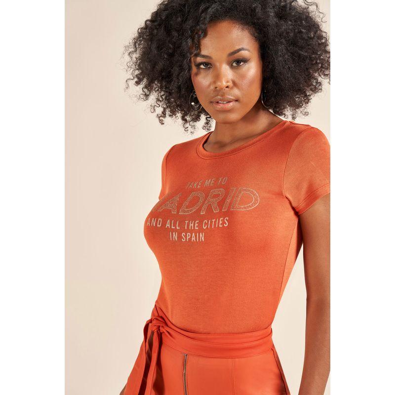T-Shirt Basic Madrid 89202006-1