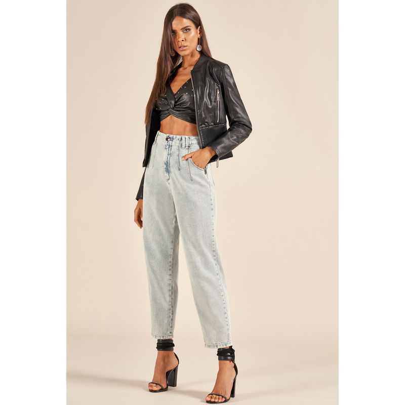 Calça Jeans Cintura Alta Cindy 89213037
