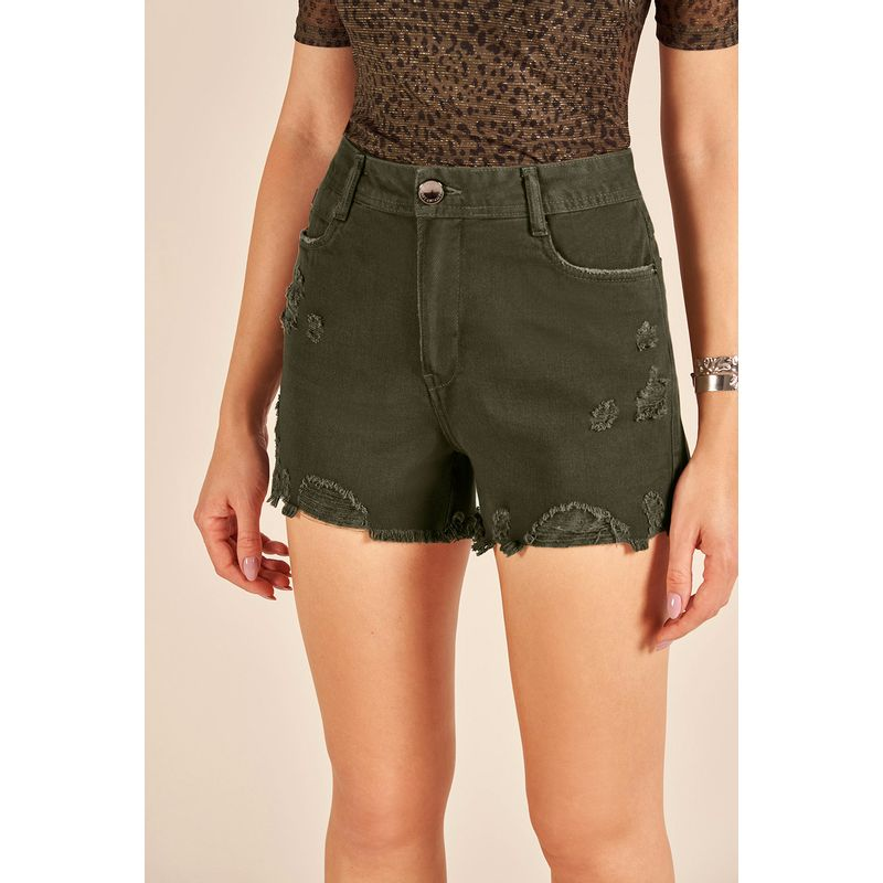 Short Jeans Bella Destroyed 89224003-1-2