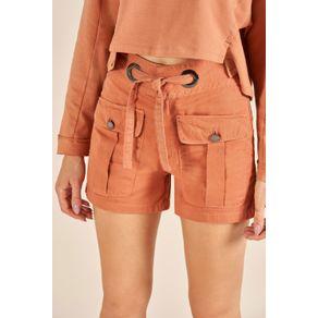 Short Jeans Gigi Detalhe Bolsos 89224023-1
