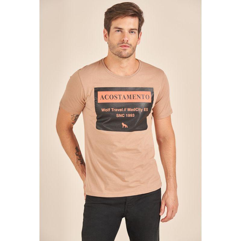 Camiseta-Acostamento-Casual-Rosa-Estampa-Stampcouro