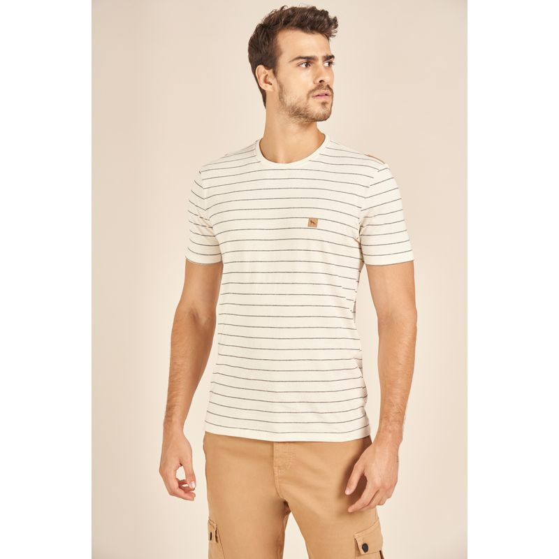 Camiseta-Acostamento-React-Off-White-Listrada