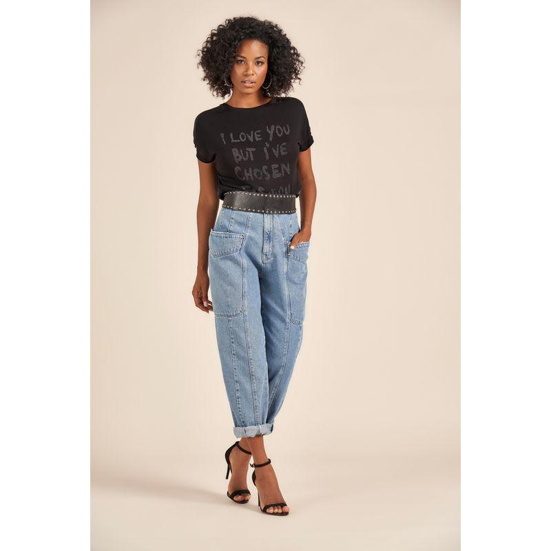 Calça Jeans Feminina Cindy Acostamento 90213030
