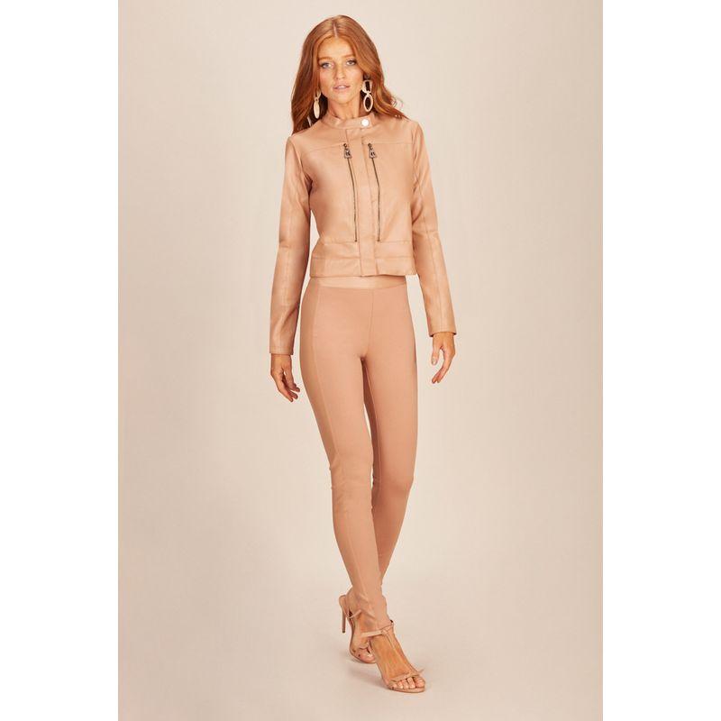 Calça Feminina Skinny Fashion Rosa Acostamento 90214020-1