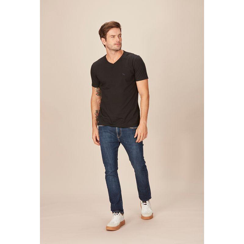 Camiseta-Masculina-Essentials-Basic-Gola-V-Acostamento