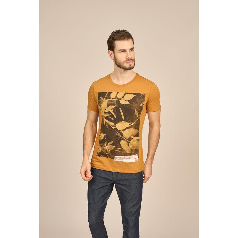 Camiseta-Masculina-Casual-Estampada-Acostamento-Malasya