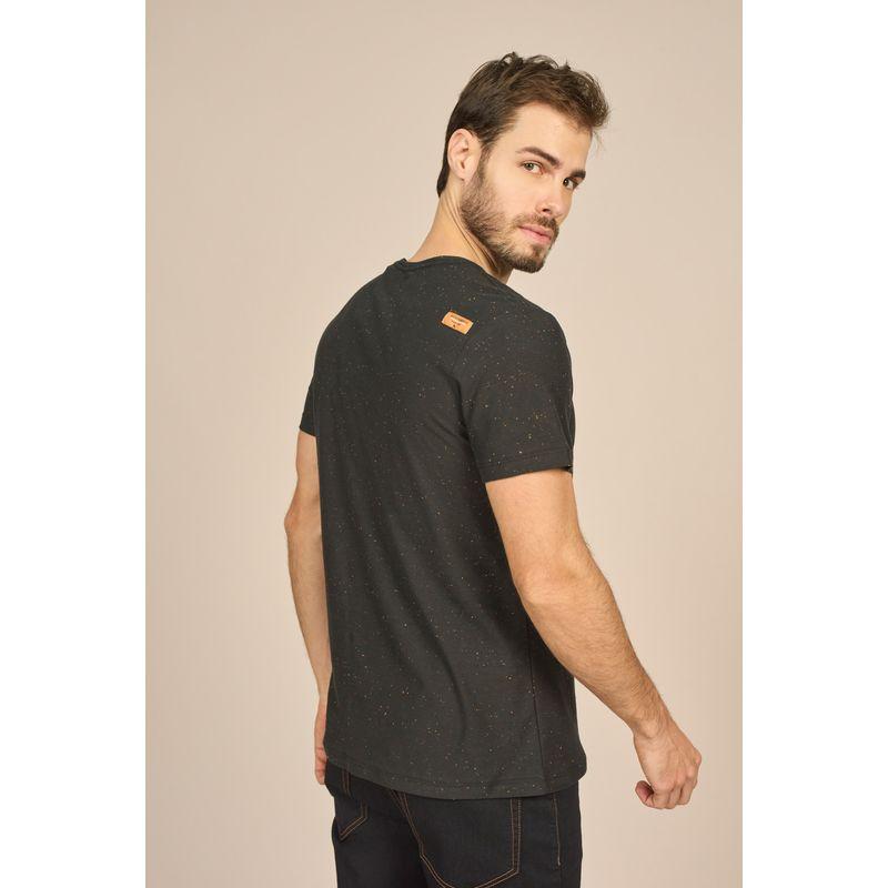 Camiseta Masculina Casual Estampa Lettering Acostamento 88102028--2-