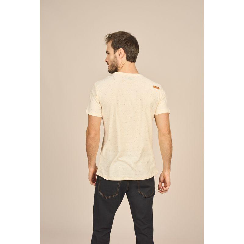 Camiseta Masculina Casual Estampa Lettering Acostamento 88102028--4-