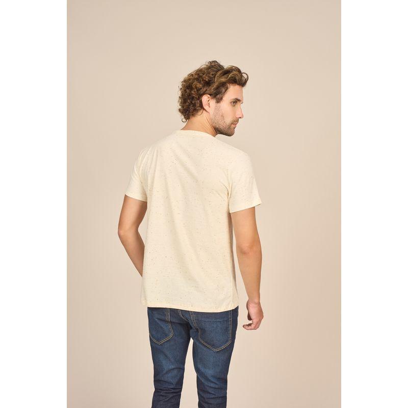 Camiseta Masculina Casual Estampa Lettering Acostamento 88102029--1-