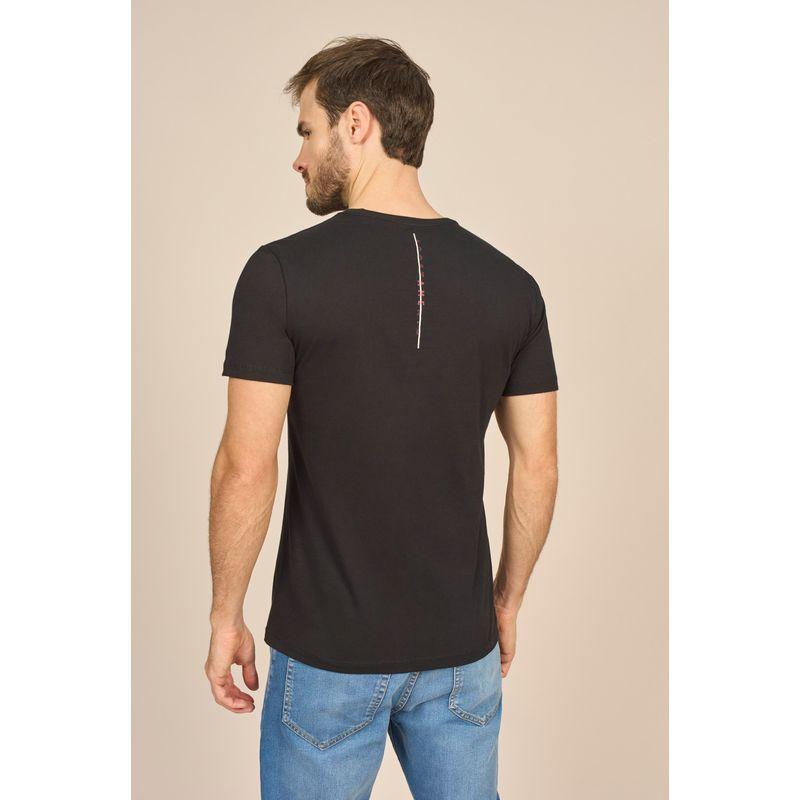 Camiseta Masculina Casual Estampada Acostamento 88102032--2-