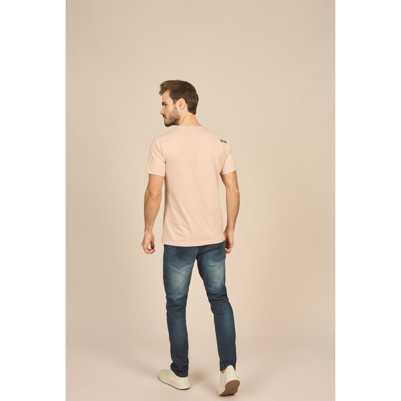 Camiseta Masculina Casual Estampada Acostamento 88102037--4-