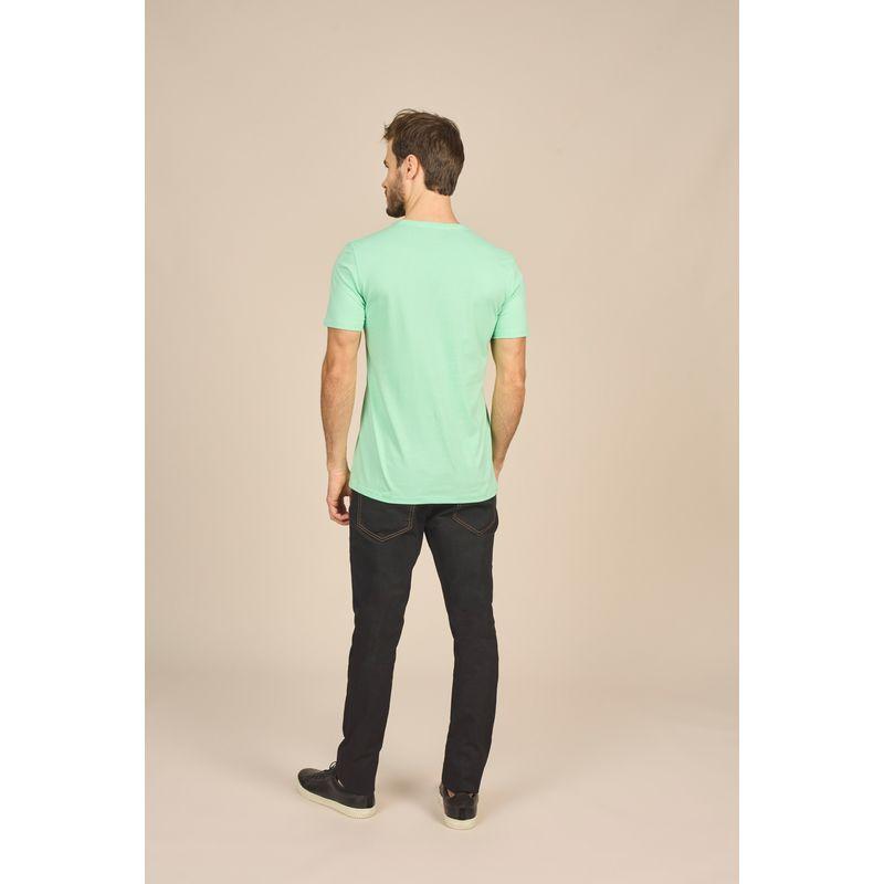 Camiseta Masculina Casual Estampa Alto Relevo Acostamento 88102040--2-