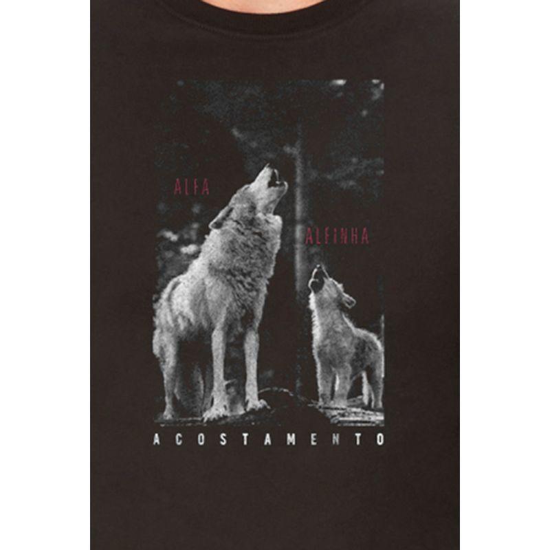Camiseta Infantil Especial Dia dos Pais Alfa Alfinha 98402030-1