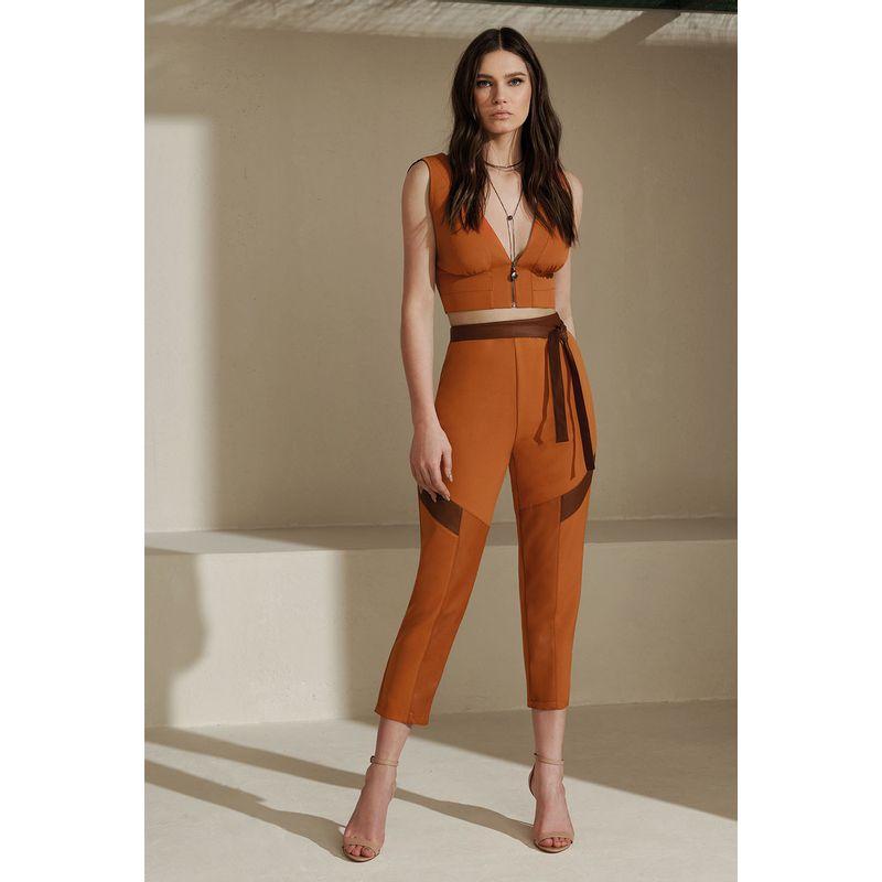 Calça Feminina Reta Fashion Acostamento 89214032_1880