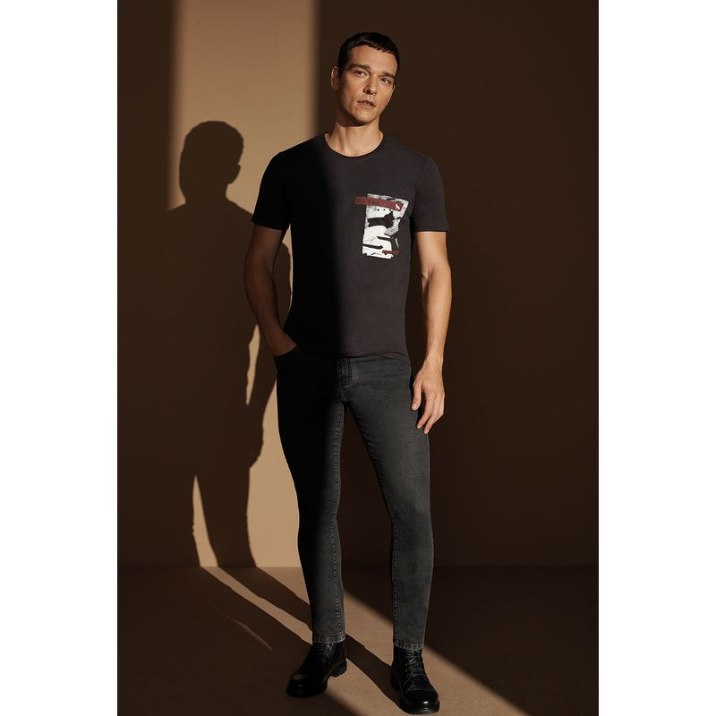 Calca-Jeans-Skinny-Masculina-Preta-Acostamento
