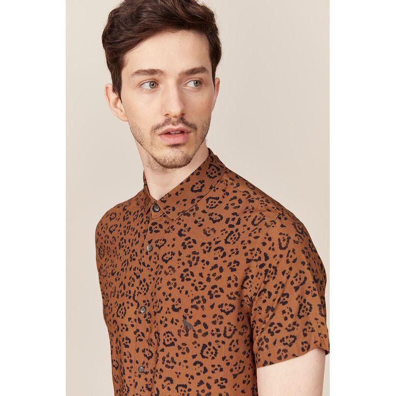 Camisa-Masculina-Manga-Curta-Estampa-Jaguar-Acostamento