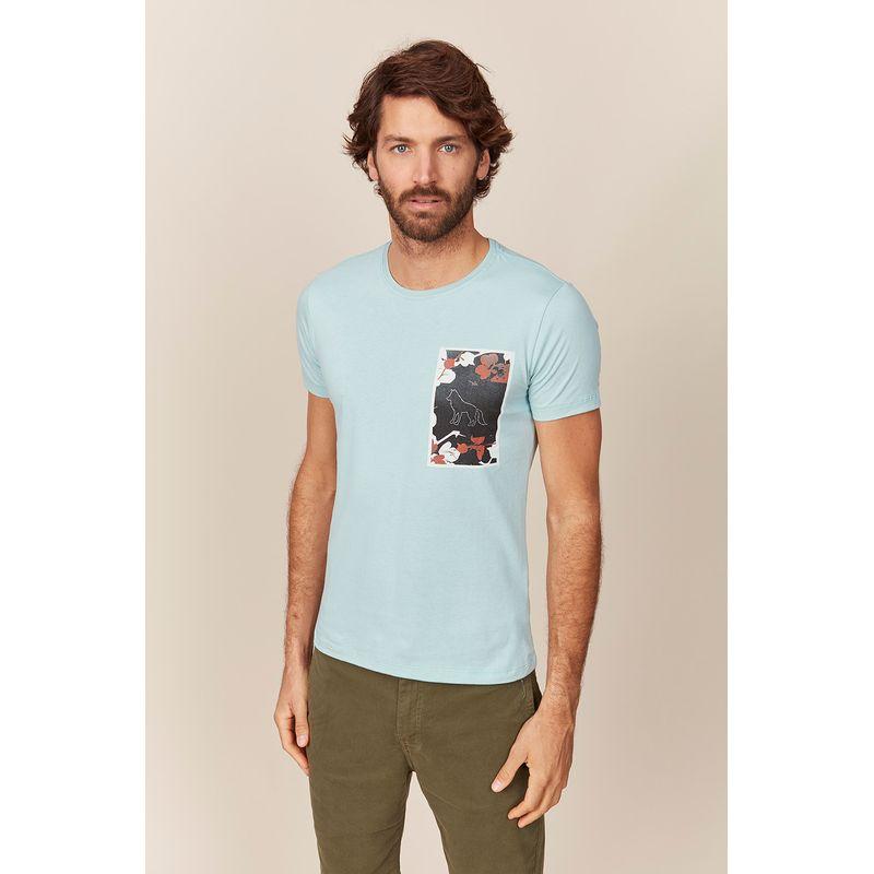 Camiseta Masculina Casual Estampada Acostamento 89102045--4-
