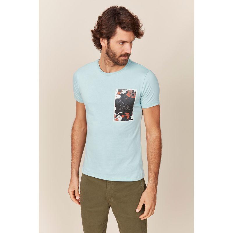Camiseta Masculina Casual Estampada Acostamento 89102045--5-