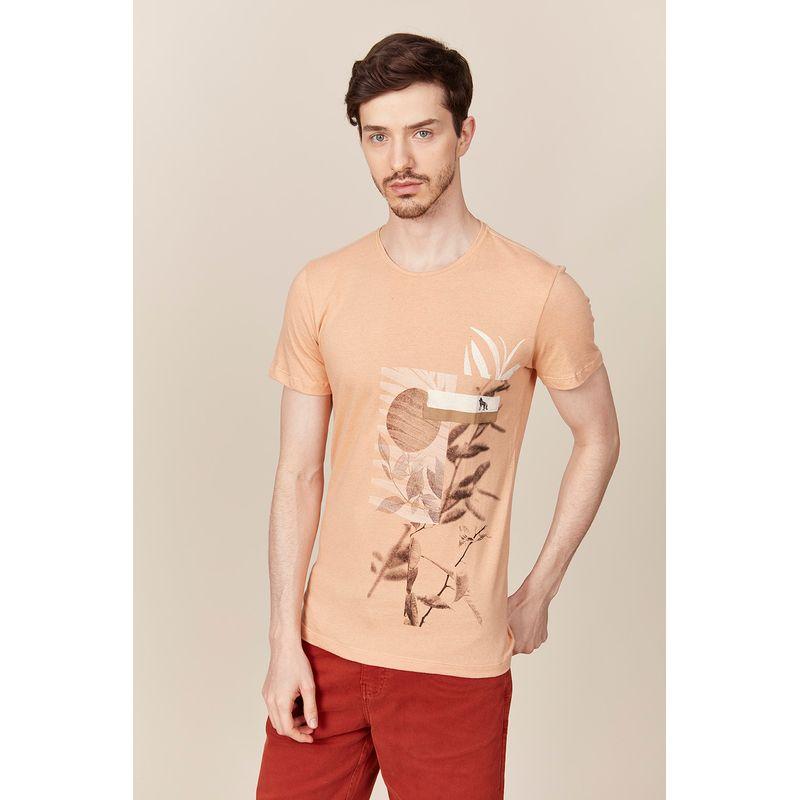 Camiseta Masculina Casual Linha Resort Estampada Acostamento 89102131--6-