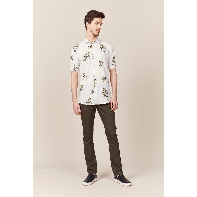 Camisa-Masculina-Manga-Curta-Print-Nature-Acostamento-