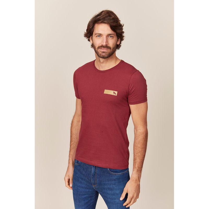 Camiseta Masculina Minimal Print Acostamento 89102099--4-