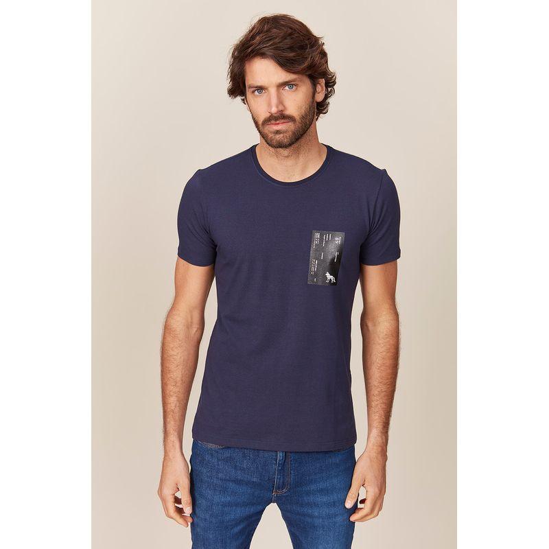 Camiseta Masculina Silk Lobo Localizado Acostamento 89102122--2-