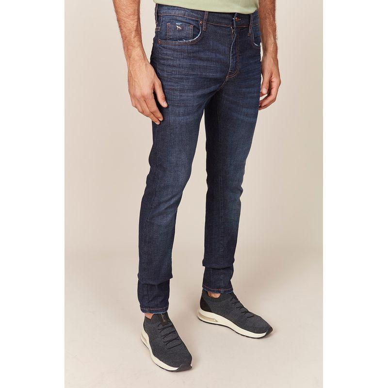 Calca-Jeans-Skinny-Masculina-Azul-Escuro-Acostamento