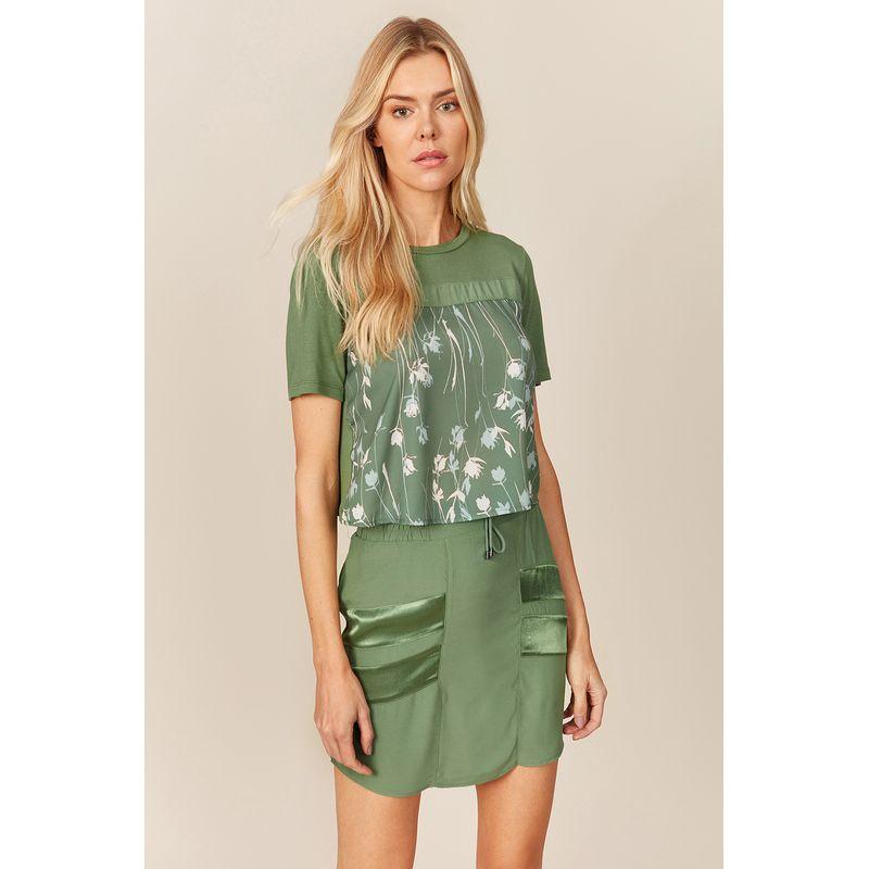 T-shirt-Feminina-Mix-Flores-Acostamento
