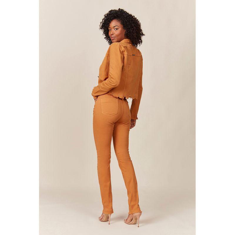 Calca-Jeans-Feminina-Basic-Sarja-Acostamento